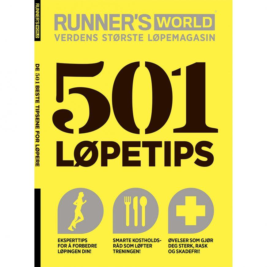 501 løpetips fra Runner's World