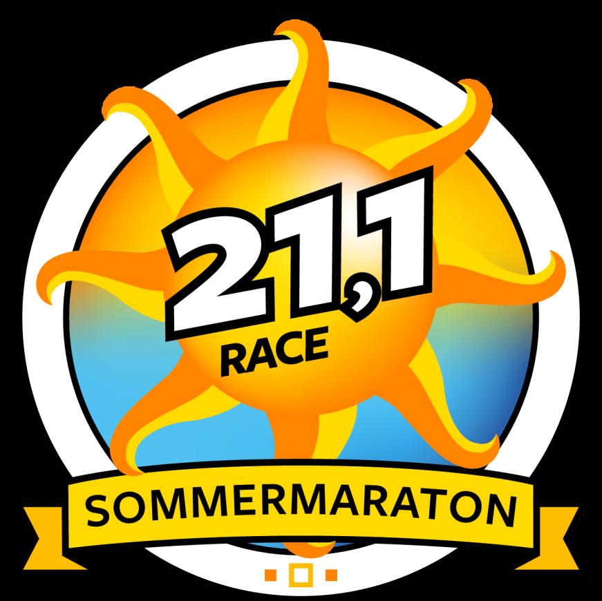 Sommermaraton 21,1 km